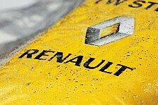 Formel 1 - Renault denkt nicht an F1-Ausstieg