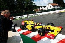Formel 1 - Kubica: F1-Rückkehr aktuell ausgeschlossen