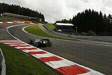 Formel 1 - Schumacher wird Ehrenbürger von Spa