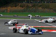 Formel BMW - Bilder: Belgien - 13. & 14. Lauf