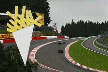 Formel 1 - Shell wird Titel-Sponsor für Belgien-GP