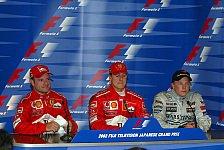 Formel 1 - Barrichello schließt F1-Comeback nicht aus