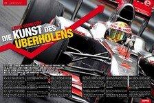 Formel 1 - Themen im neuen Motorsport-Magazin