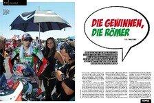 MotoGP - Bilderserie: Motorsport-Magazin - September 2010