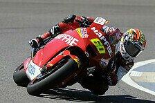 Moto2 - Poleposition für Simon