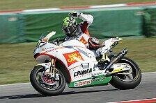 Moto2 - Elias gewinnt Horror-Rennen
