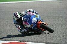 Moto3 - Marquez stürzt, Espargaro siegt in Aragon