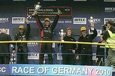 MINI Challenge - Bilder: WTCC - 12. & 13. Lauf