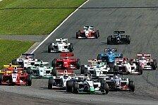 Formel 2 - Finale zwischen Stoneman und Palmer