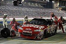 NASCAR - Tony Stewart gewinnt in Atlanta
