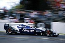 Formel 1, Bilderserie: Die zehn besten Williams-Boliden