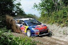 WRC - Japan Tag 3: Ogier siegt, Latvala auf Podium