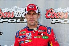 NASCAR - Carl Edwards holt sich die Richmond-Pole
