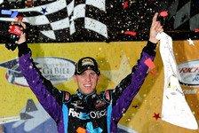 NASCAR - Denny Hamlin gewinnt sein Heimrennen