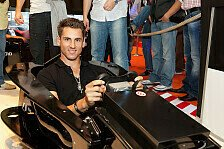 Games - Video - Adrian Sutil spielt F1 2010