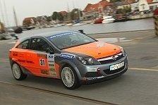 ADAC Rallye Masters - Vorzeitige Titelentscheidung im HJS Diesel Masters