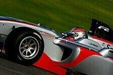 Formel 2 - De Marco holt sich Pole Position