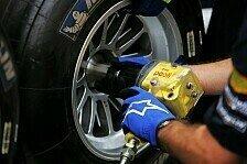 Formel 1 - Das schwarze Problem: Alte Reifen gegen Pannenreifen