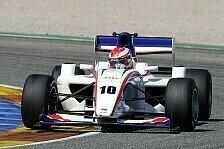 Formel 2 - Benjamin Lariche auch 2011 mit dabei