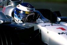 Formel 1 - Video: Häkkinen vs. Schumacher Spa 2000
