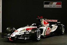 Formel 1 - Bilderserie: Alle B·A·R Boliden im Überblick