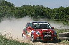ADAC Rallye Masters - Bareuther Führender im ADAC Rallye Junior Cup