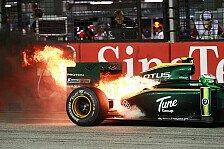 Formel 1 - Singapur: 11 Antworten zum Rennen