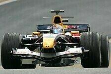 Formel 1 - Red Bull Racing: Keine Belohnung für fehlerlosen Klien