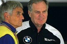 Formel 1 - Patrick Head: Viel Glück, Mario!