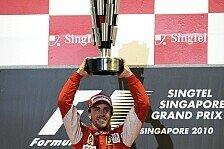 Formel 1 - SingTel für zwei Jahre bestätigt