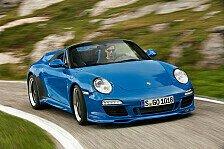 Auto - Vierte Auflage: Porsche 911 Speedster