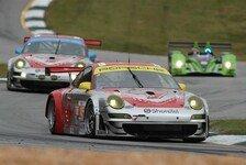 USCC - Porsche verteidigt GT-Fahrertitel