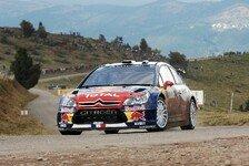 WRC - Frankreich Tag3: Loeb siegt und feiert 7. Titel