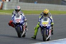 MotoGP - Falkos Highlights 2010: Hochs und Tiefs