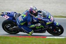 MotoGP - Freies Training: Melandri mit Freitagsbestzeit