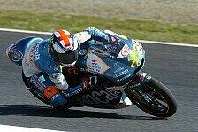 Moto3 - Smith beendet Freitag an der Spitze