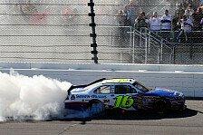 NASCAR - Greg Biffle gewinnt auf dem Kansas Speedway