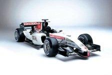 Formel 1 - B·A·R-Honda 007: Agentenauto zeigt die Zunge!