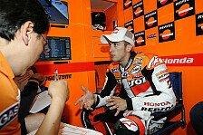 MotoGP - Dovizioso mit Start zufrieden