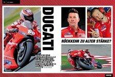 MotoGP - Top-Themen im neuen Motorsport-Magazin