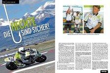 MotoGP - Bilderserie: Motorsport-Magazin - November 2010
