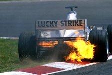 Formel 1 - Villeneuve mahnt: F1 verliert an Stellenwert