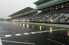 Formel 1 Japan: Suzuka-Qualifying am Sonntag, neuer Zeitplan