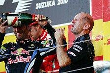 Formel 1 - Neweys verhaute Brasilien-Party