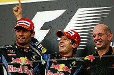 Formel 1 - Webber baut auf Vettels Hilfe