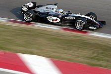 Formel 1 - Testing Time, Tag 5: Wurz Schnellster – Heidfeld wieder vor Pizzonia