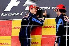 Formel 1 - Vettel über die interne Red-Bull-Situation