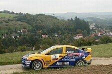 ADAC Rallye Masters - Gaßner gewinnt ADAC Saar-Pfalz Rallye