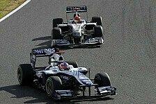 Formel 1 - Michael sieht klare Hackordnung