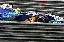 Formel 1 - Sauber: Es hat nicht sollen sein